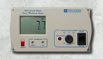 pH and CO2 Controller with Select Set Point