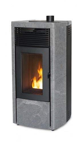 Pelletofen MCZ STAR AIR Maestro 8 kW verschiedene Farben Pellet Ofen Kaminofen Farbe Serpentin