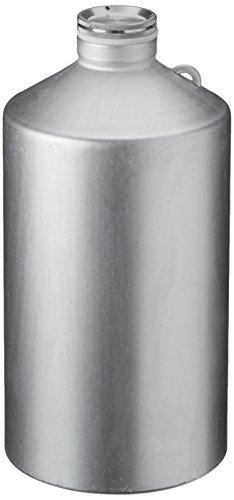 Neolab 7 3017, 1250 ml botella de aluminio, homologado, cuello 26 mm