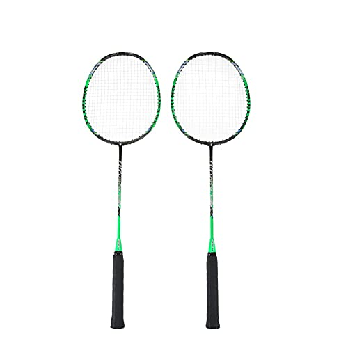 YINGTAO22-SHOP Badminton Badminton Racket Replacement Set Ultra Light Carbon Fiber Badminton Racquet with Bag Racquet