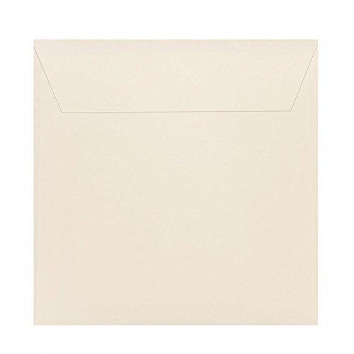 25 sobres 17 x 17 cm 170 x 170 mm Crema cierre: Co con tiras adhesivas gramaje: 120 g/m²