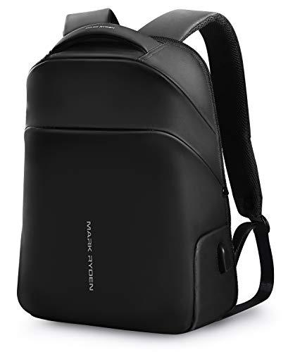 Mark Ryden anti-theft waterproof laptop backpack, 15.6-inch business...