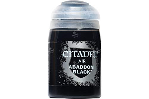 Games Workshop Citadel Air: Abaddon Black