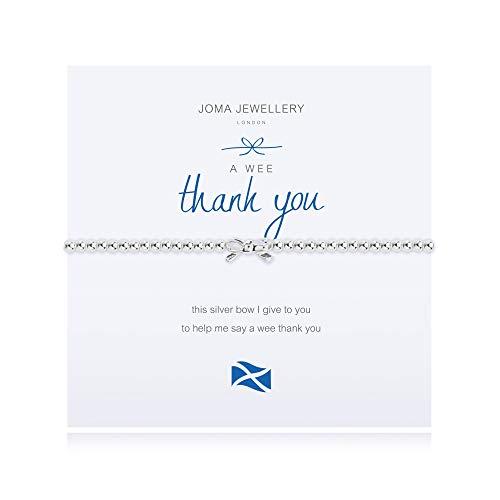 Joyas Joma - Pulsera a wee Thank You (un pequeño agradecimiento.)