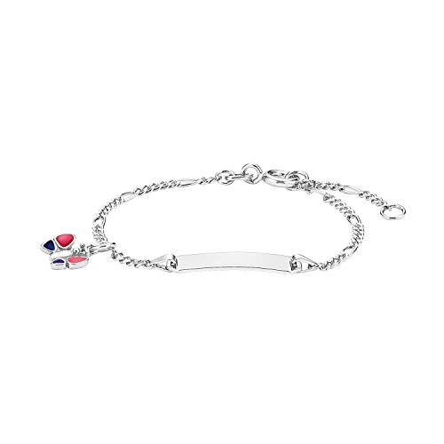 amor Armband für Mädchen aus Silber 925, 12+2 cm