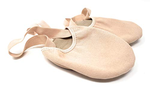 Danshuz Modern Canvas Half Sole Adult and Youth Sizes