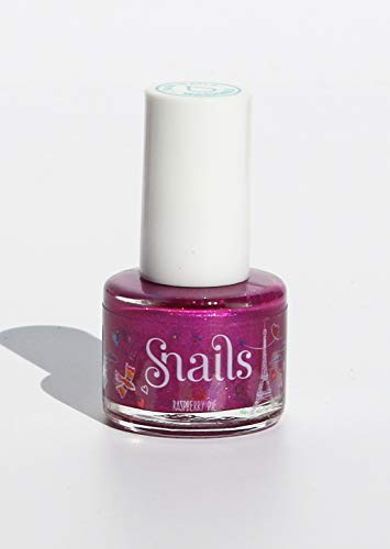 SNAILS - Mini Pinta uñas Raspberry Pie (lila) - S-SNW4084