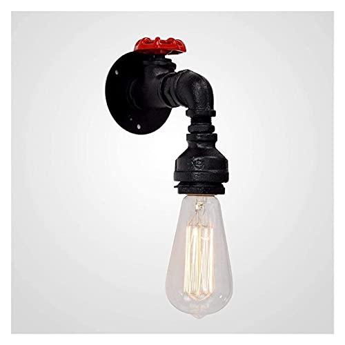 Mu Mianhua Grifo Retro en Forma de Gota de Agua decoración de la Pared decoración lámpara de salón Comedor Bar Pasillo iluminación de Pared lámpara de Pared