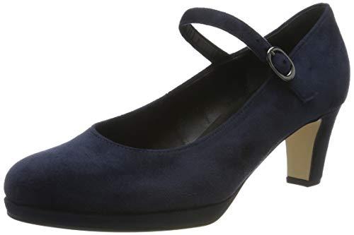 Gabor Damen Fashion Pumps, Blau (River 46), 37.5 EU