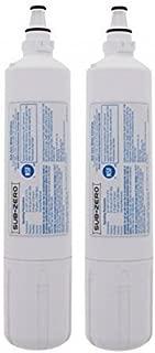 Sub-Zero 4204490 Refrigerator Water Filter Replacement Cartridge 2 Pack