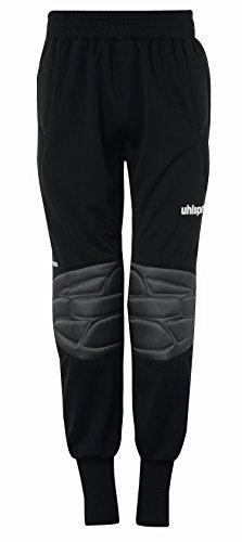 Uhlsport, Pantaloni da portiere Uomo TORLINIE, Nero (schwarz), XS