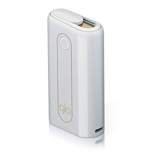 glo hyper Cigarrillo electrónico   Sin Nicotina Sin Tabaco (Glo Hyper, Blanco)