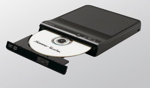 Sony DVDirect Express VRDP1 Multi-Function DVD Writer for Sony Handycam Camcorders with USB interface-Black