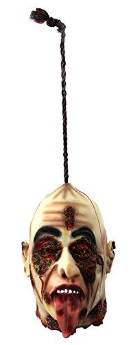 ILOVEFANCYDRESS - Cabeza colgante de cabeza con lengüeta sobresaliente – Paquete de 1 unidad