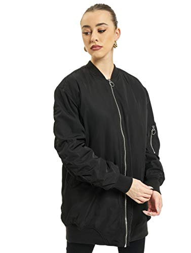 ONLY Female Jacke Lang Bomberjacke XSBlack