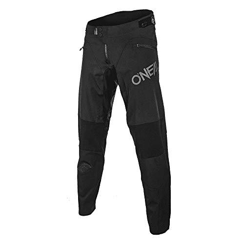 O'NEAL | Lange Mountainbike-Hose | MTB DH Downhill | Stretch-Material, schweißableitend, schnell trocknend | Legacy Pants für Herren | Erwachsene | Schwarz | Größe 32/48