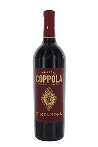 Francis Ford Coppola Diamond Collection Red Label Zinfandel 2014 trocken (0,75 L Flaschen)