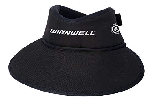 Winnwell Jugend-Hockey-Halsschutz mit Lätzchen