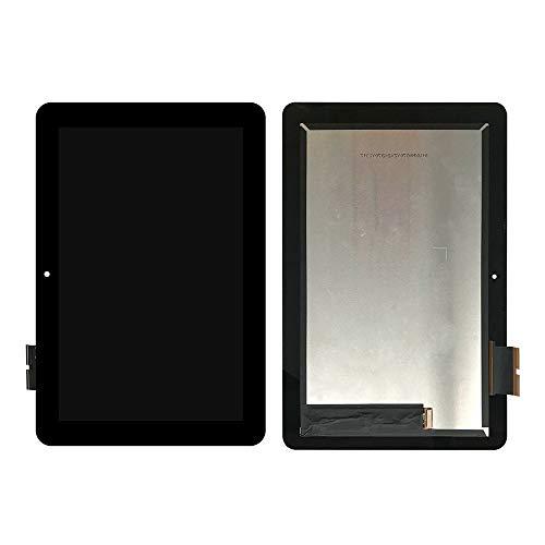 JayTong visualización LCD y digitalizador de visualización táctil de Repuesto Asamblea para ASUS Transformer Book T101HA T101H T101 HD Negro
