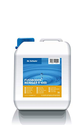 Dr Schutz - Fußbodenreiniger - R1000 - 5 Liter
