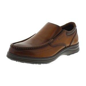 Hite Luck ハイテラック (サイズ:25.0cm カラー:ブラウン) カジュアルシューズ IL-131 U型チップ 天然皮革 メンズ 靴 お取り寄せ商品