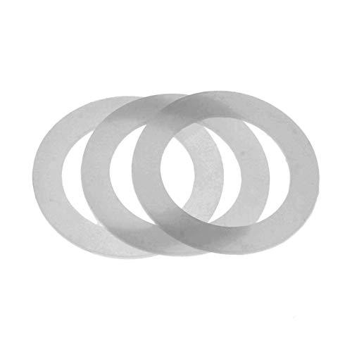 LJQSS Vackra 3 st ersättande blandare tätning packning O-ring passar Cuisinart mixer köksblandare delar hållbara