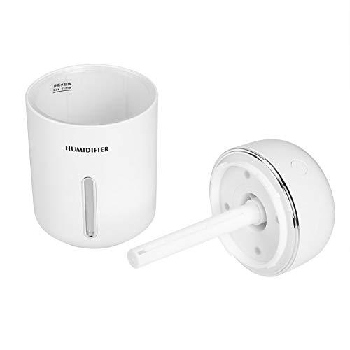BOLORAMO Oficina Ligera del humidificador de Escritorio del Mini humidificador USB para el Dormitorio del bebé
