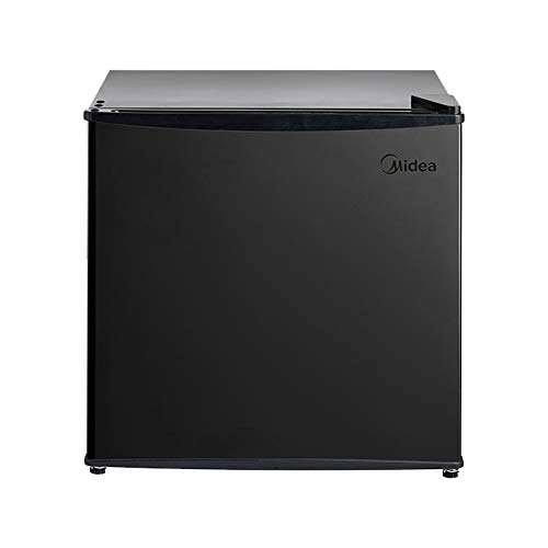 Midea MRU01M3ABB Freezer, 1.1 Cu.ft, Black, 30 Pounds