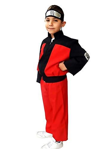 Disfraz katsumi yosomono - niño - disfraz - carnaval - halloween - cosplay - talla 128-4/5 años - idea de regalo para navidad y cumpleaños
