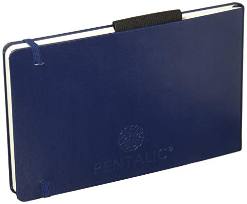 Pentalic 5' x 8' 140 lb. (300 gsm) AF Aqua Journal 48 Page...