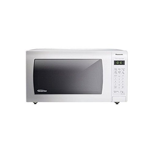 Panasonic 1.6 Cu. Ft. Countertop Microwave Oven with Inverter Technology - White - NN-SN736W
