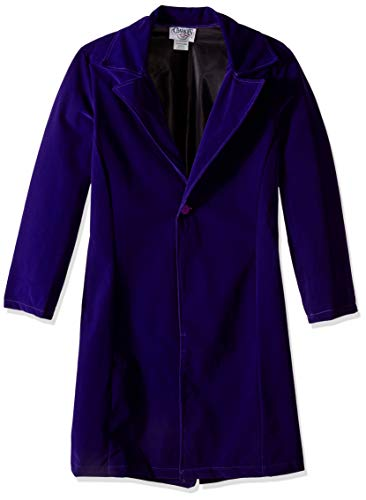 Charades Herren Psycho Clown Jacket Kostüm-Oberbekleidung, violett, Large