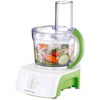Master 320000256 Robot de cocina: Amazon.es: Hogar
