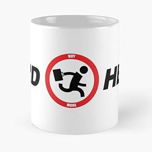 Tasse mit Nerd Herd Logo Chuck Buy More Classic