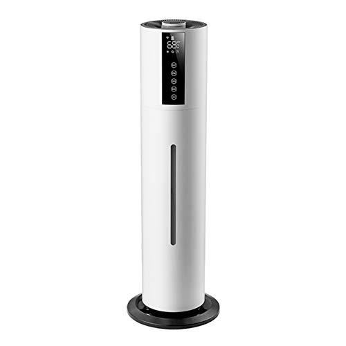 NYKK Humidificador Ultrasónico Humidificador de pie - Tanque de Agua 7.5L -Tímero y humidificador ultrasónico de Cierre automático sin Agua - Difusor de aromaterapia Humificador Oficina