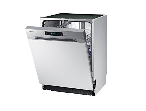 Samsung DW5500 DW60M6040SS/EG Geschirrspüler Teilintegriert/A++/266 kWh/Jahr/2940 L/jahr/Express 60 Minuten/Hygiene-Funktion