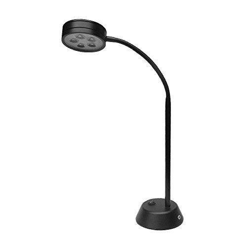 Noeloy N20089A43-Lampada da scrivania a LED, flessibile, 5 W