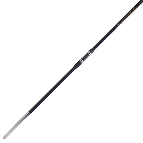 PENN Fishing Penn Battalion II Surf Conventional Fishing Rod, Black/Gold, 11' - Medium Heavy - 2pc (BATSFII1530C11)