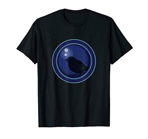Vogelfotografie und Tierfotografie Design für Photograf T-Shirt