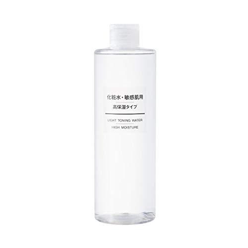 無印良品 化粧水・敏感肌用・高保湿タイプ(大容量) 400ml 76448341