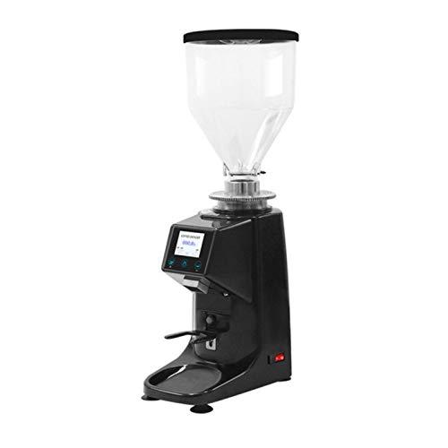 Meuleuse à café automatique meuleuse de café Alliage d'aluminium d'épaisseur de nivelage Ajustement en acier inoxydable Cuisine ménagère Fournitures de café for grains de café Poivre Epices Capacité 1