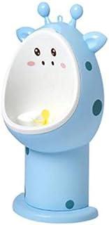 PiniceCore Baby Boy Potty Toilettes Formation Mural Animaux Urinoir pour Enfants Vertical Stand Urinoir Gar/çons R/églable Pee Kid Pot Formateur De Couleur Al/éatoire