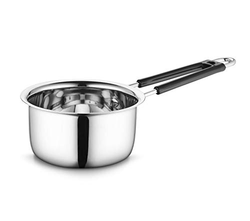 Profusion Stainless Steel Sauce Pan- (Silver, 1 PC- Capacity- 1.2 Litre)