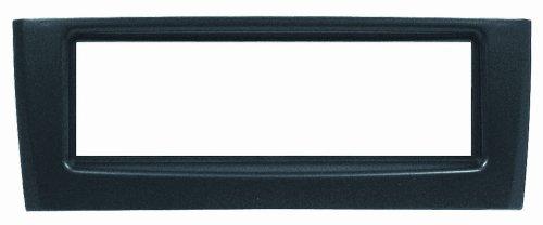 Phonocar 3/414 Cache autoradio ISO pour Fiat Grande Punto Noir