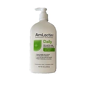 Body Care / Beauty Care AmLactin 12 % Moisturizing Lotion - 500 g / 20 oz Bodycare / BeautyCare