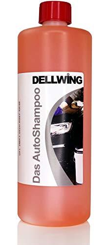 Dellwing Il concentrato di Shampoo per Auto 1 Litri - Shampoo Altamente Professionale per la Tua Auto - può Essere diluito Fino a 1: 100 - Ma può Essere utilizzato Anche per la Pulizia della Macchina