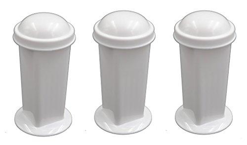 Eisco Labs - Botes de polipropileno para tintar, capacidad
