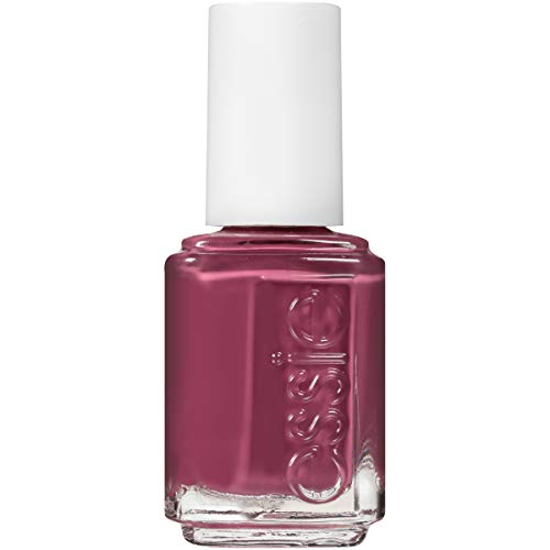 essie Nail Polish, Glossy Shine Finish, Angora Cardi, 0.46 Ounces (Packaging May Vary) Deep Dusty Rose, Purple
