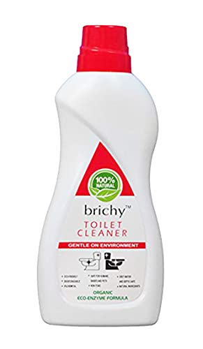 brichy Toilet Cleaner Liquid – Organic Eco Enzyme Product – 650ml