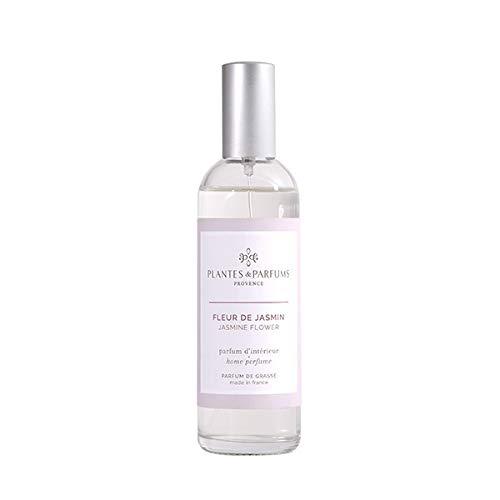 PLANTES Y PERFUMOS DE PROVENCE – 70617 – Perfume D interior en spray, 100 ml flor de jazmin